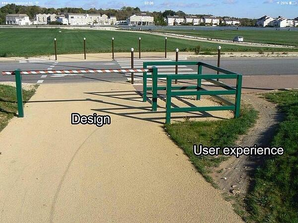 designvsuserexperience
