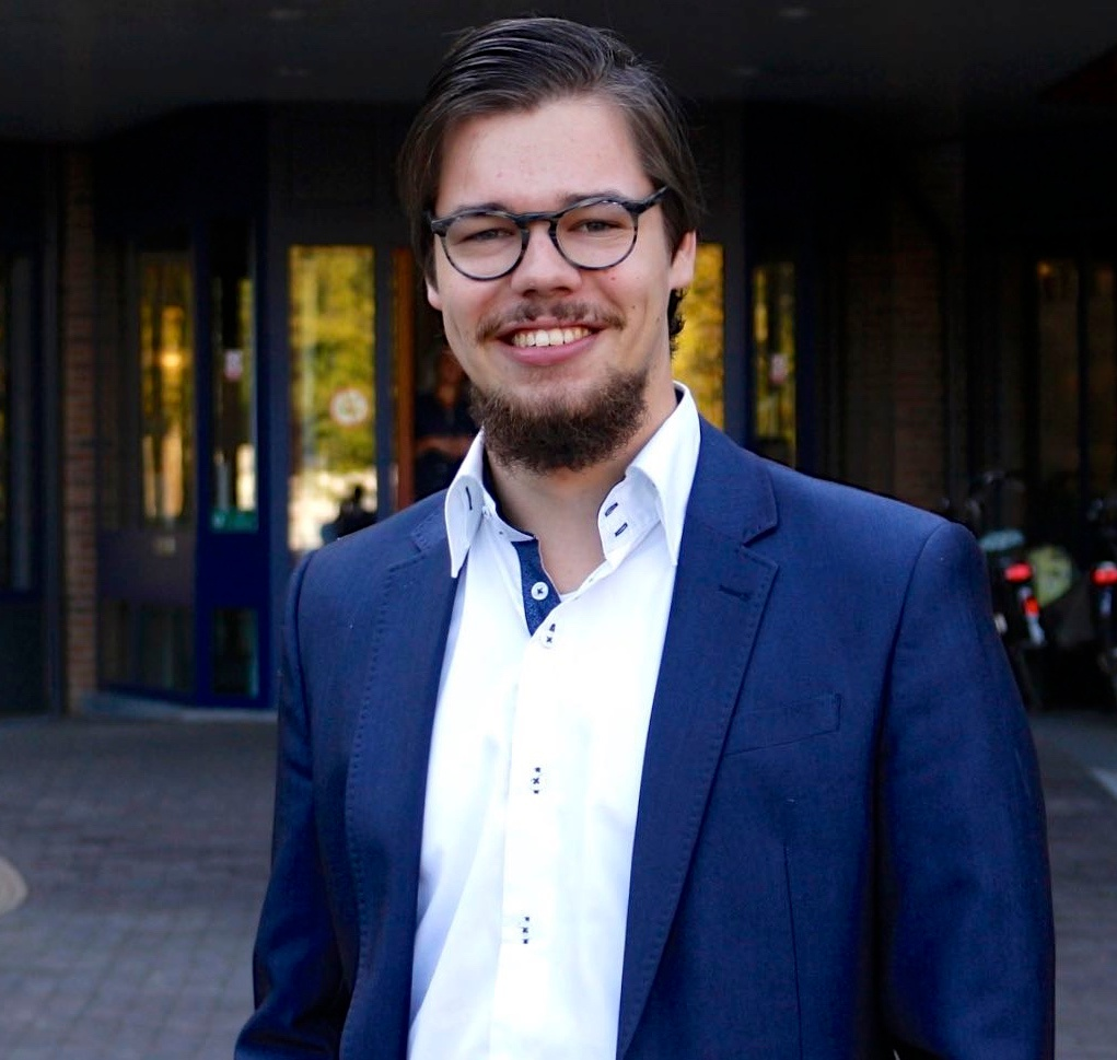 Patrick van Zandwijk, Marketing Professional